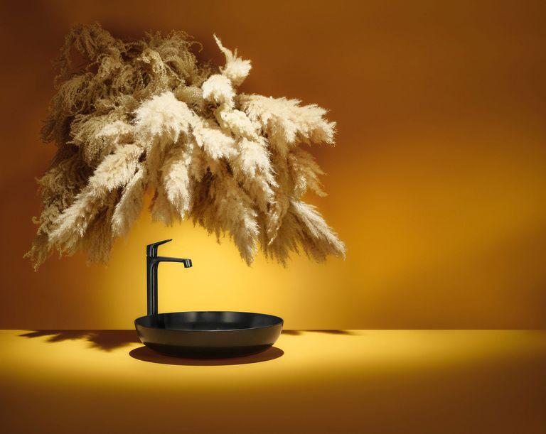 Как дизайнеры Kaldewei сочетают цвета в ванной комнате: пример живого цвета