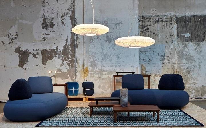 Новинки: Новый диван Telen, разработанный Кристианом Вернером для Ligne Roset