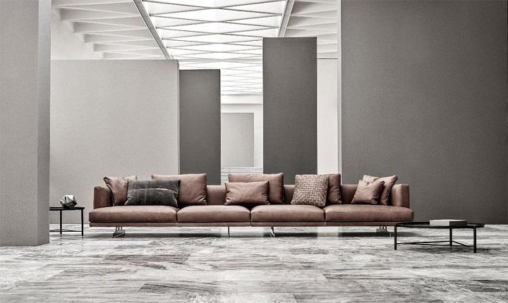 Презентация новой мебели Frigerio Salotti на Миланской неделе дизайна