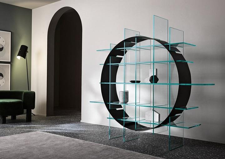 Стекло, мрамор, дерево и металл: новая коллекция дизайна Tonelli Design