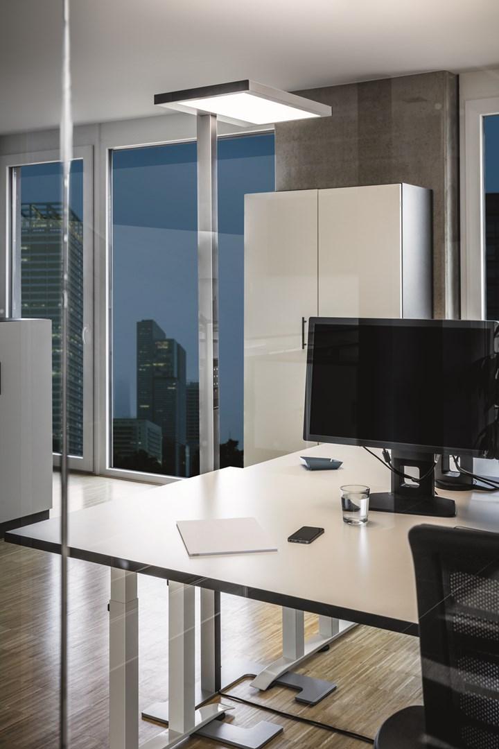 Vitawork — новая лампа для полного освещения комнаты или кабинета