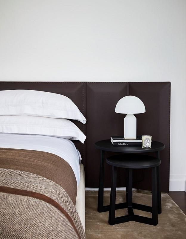Кровать Eden Plus, тумбочка Jiff