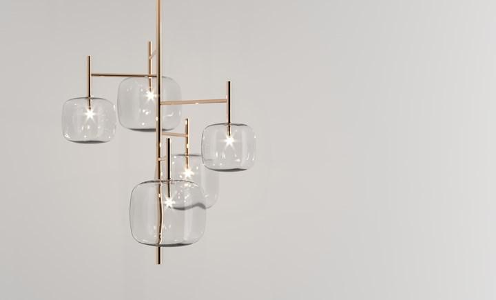 Лампа HYPERION, дизайн Массимо Кастанья