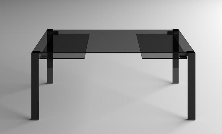 Стол LIVINGSTONE DARK, дизайн Джулио Манчини