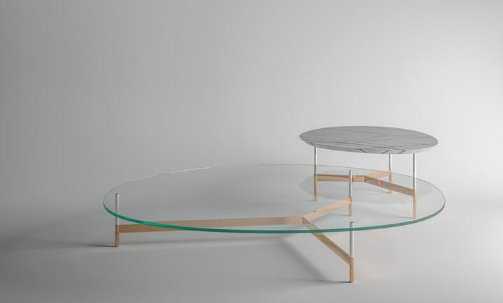 Низкий столик AFTER9, дизайн Массимо Кастанья