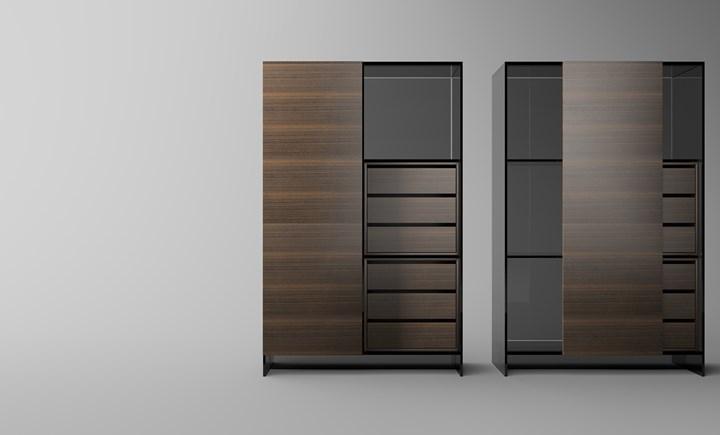 Буфеты SHOJI CABINET, дизайн студии Isao Hosoe и Лоренсо де Бартоломей