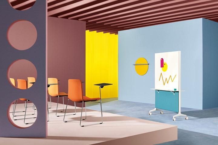 Pedrali Italia: Динамические модульные мебельные решения для рабочих форматов будущего
