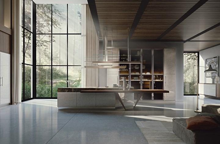 Реализации: Martini Interiors расширяет коллекцию роскошных кухонь Essenza